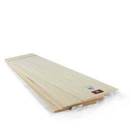 Midwest Basswood Sheet 3/32X6X24