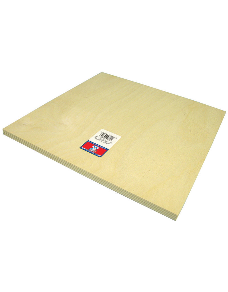 Midwest Craft Plywood 1/2X12X12