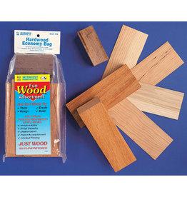 Midwest Hardwood Economy Bag