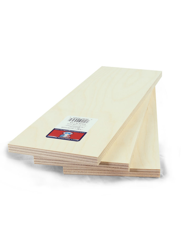 Midwest Craft Plywood 3/8X4X12
