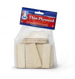 Midwest Plywood Economy Bag 12Pcs