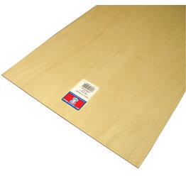 Midwest AC Plywood 1/16X12X24 Pk/6