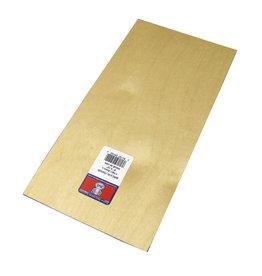 Midwest AC Plywood 1/16X6X12 Pk/6