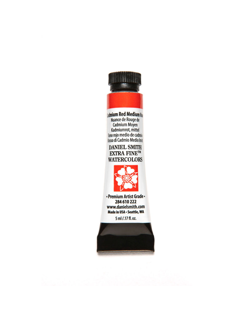 Daniel Smith Watercolor 5Ml Cadmium Red Medium Hue