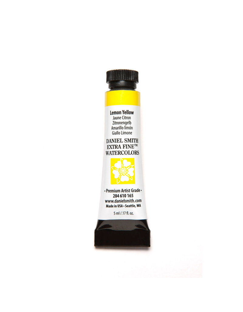 Daniel Smith Watercolor 5Ml Lemon Yellow