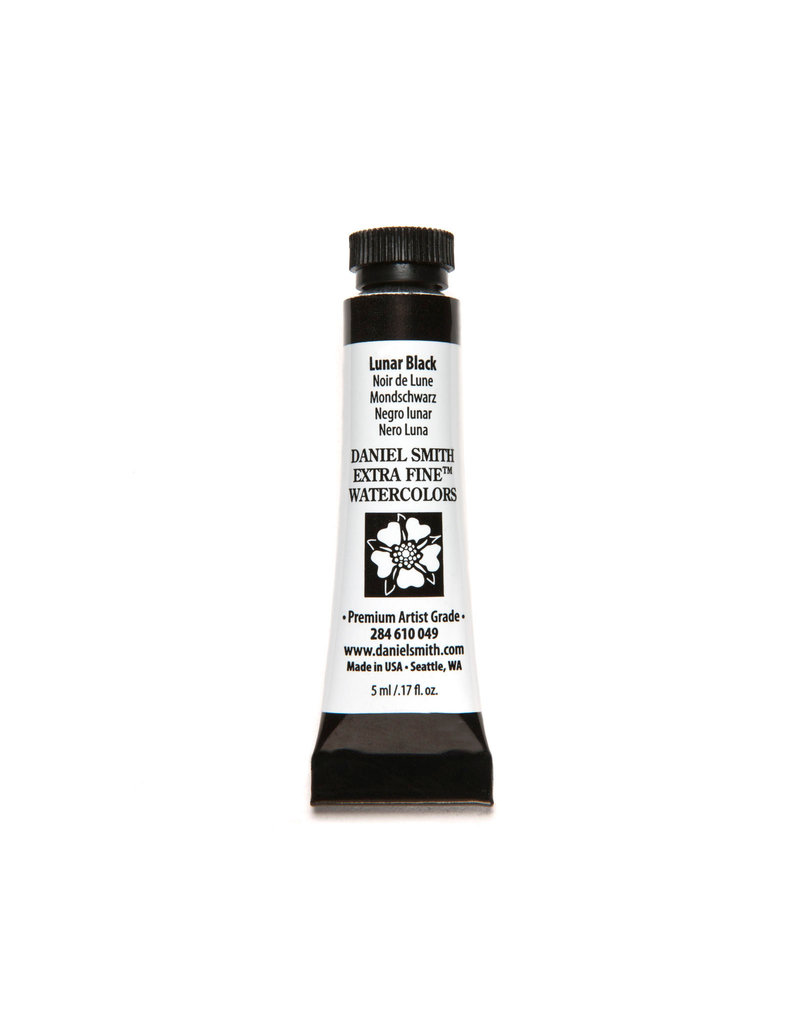 Daniel Smith Watercolor 5Ml Lunar Black