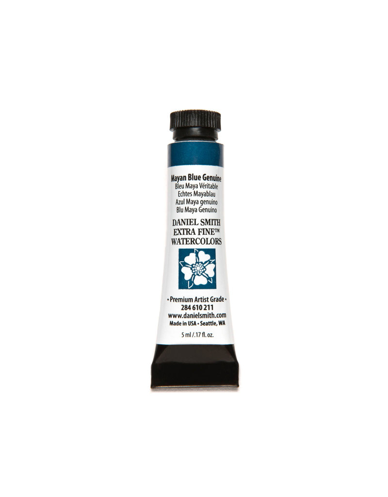 Daniel Smith Watercolor 5Ml Mayan Blue Genuine