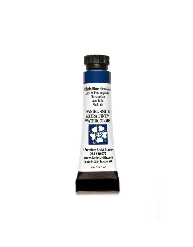 Daniel Smith Watercolor 5Ml Phthalo Blue (Green Shade)