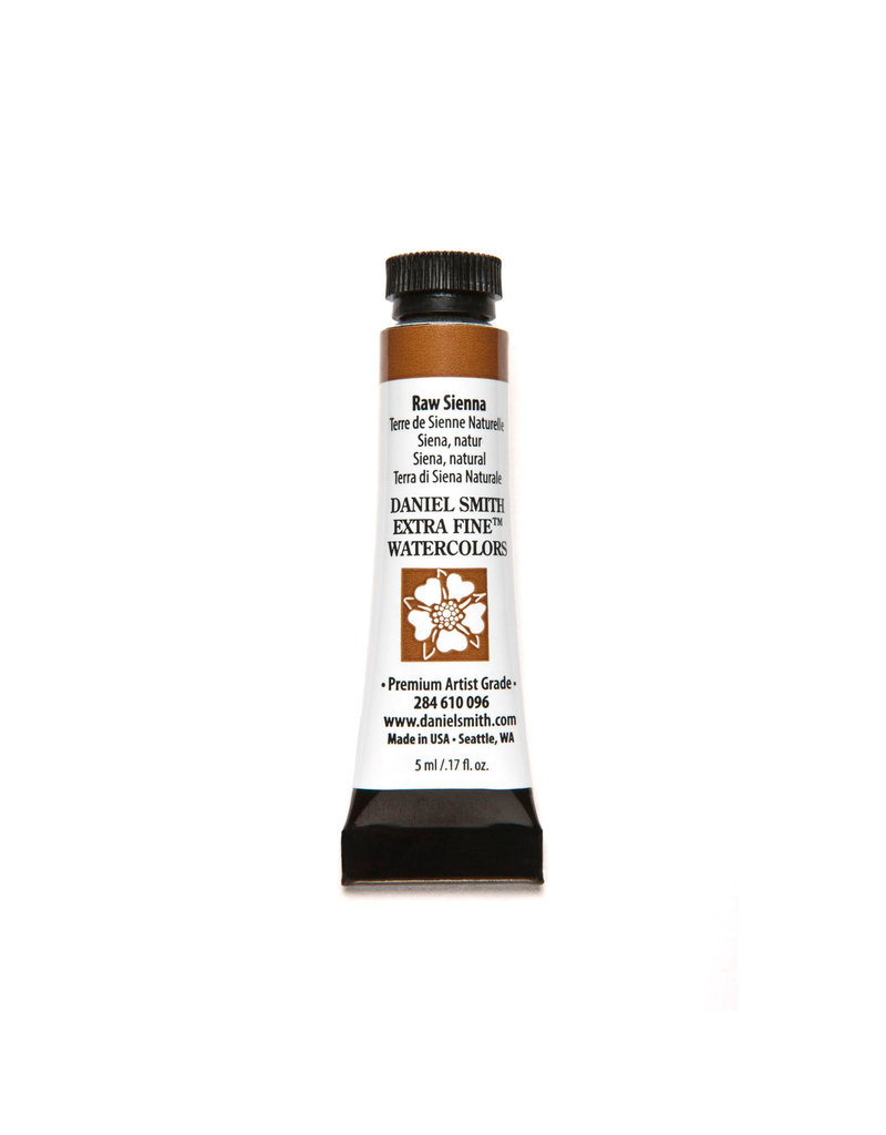 Daniel Smith Watercolor 5Ml Raw Sienna
