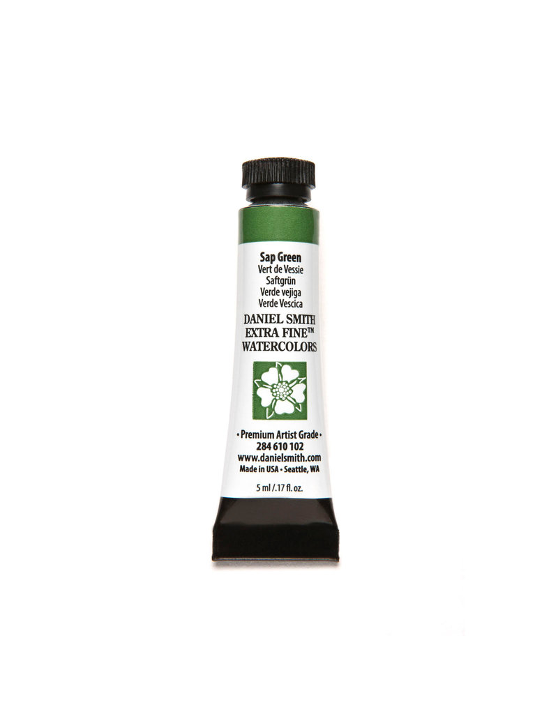 Daniel Smith Watercolor 5Ml Sap Green