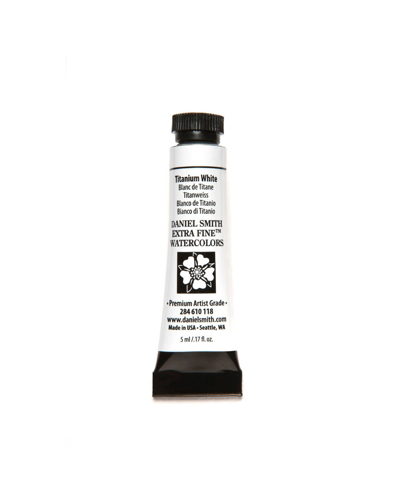 Daniel Smith Watercolor 5Ml Titanium White