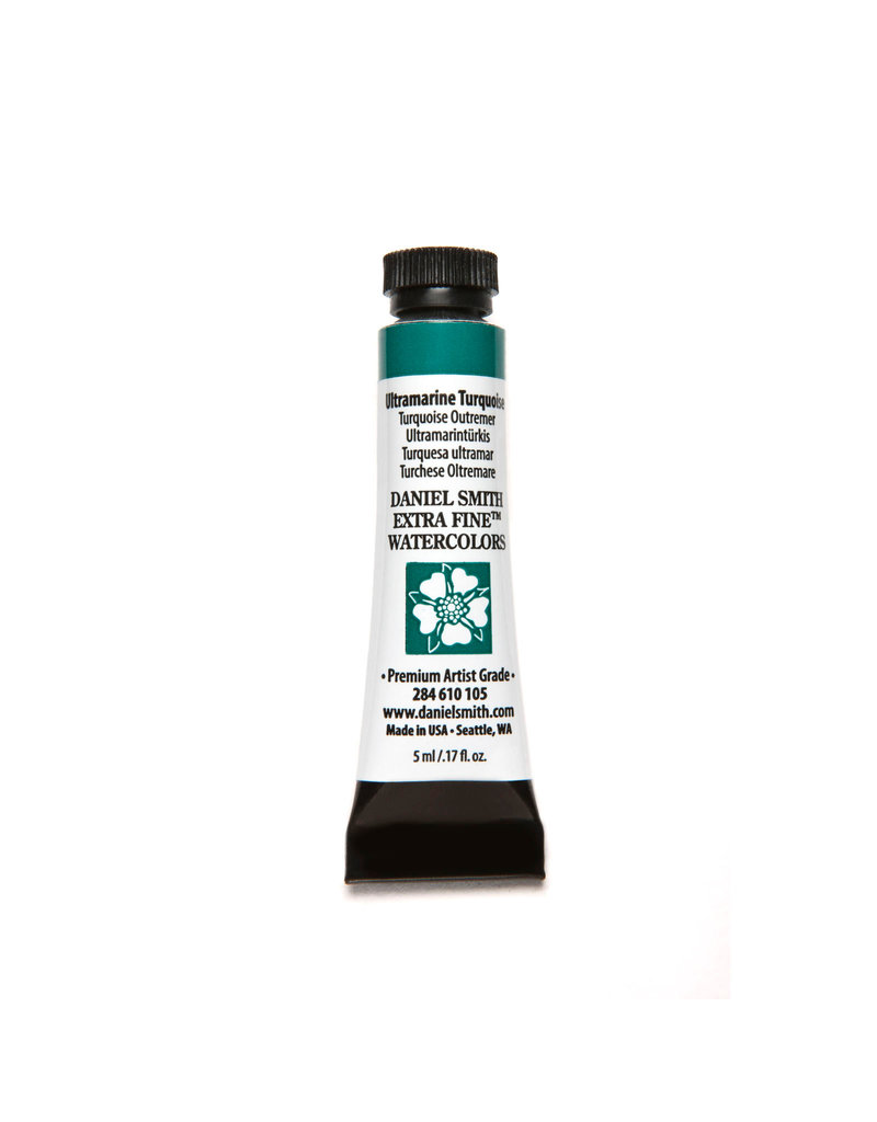 Daniel Smith Watercolor 5Ml Ultramarine Turquoise