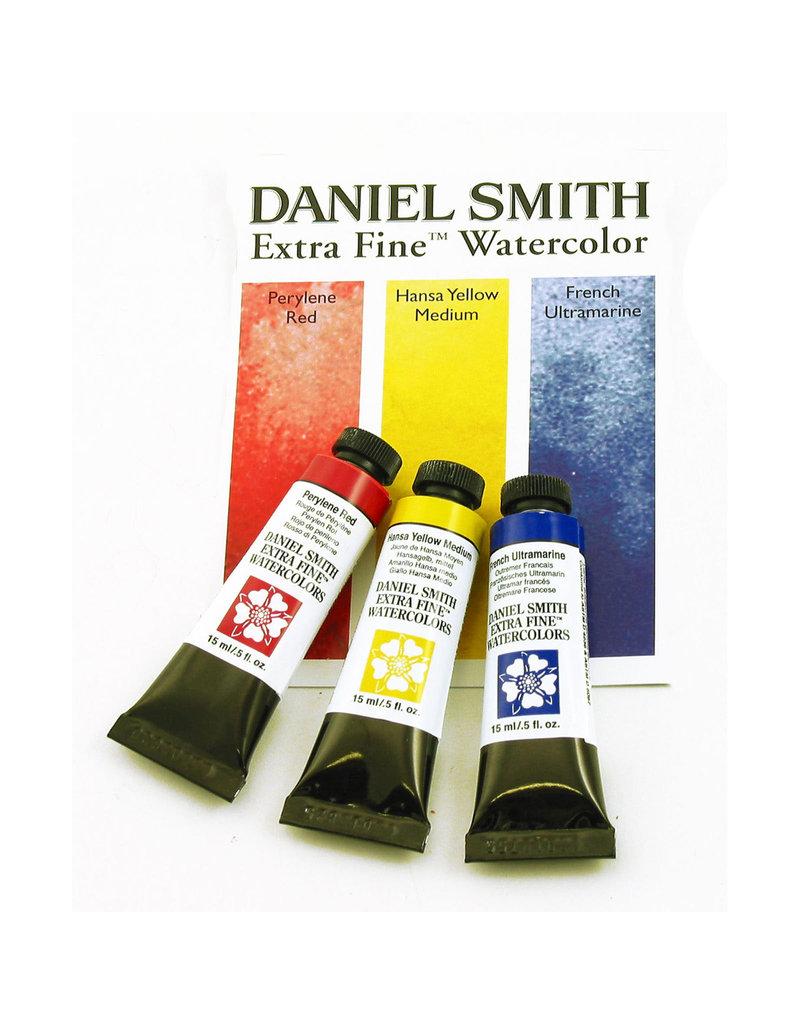 Daniel Smith Watercolor Primary Triad 15Ml Set