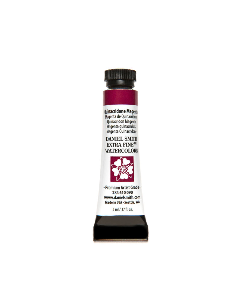 Daniel Smith Watercolor 5Ml Quinacridone Magenta