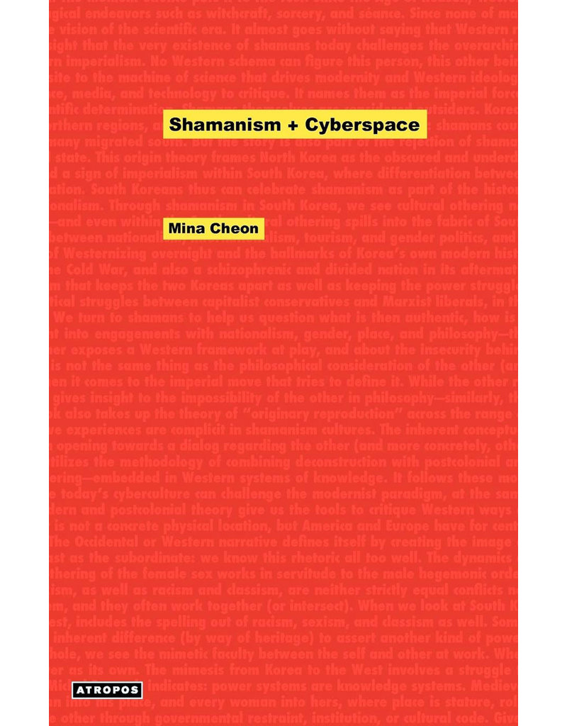 Shamanism + Cyberspace