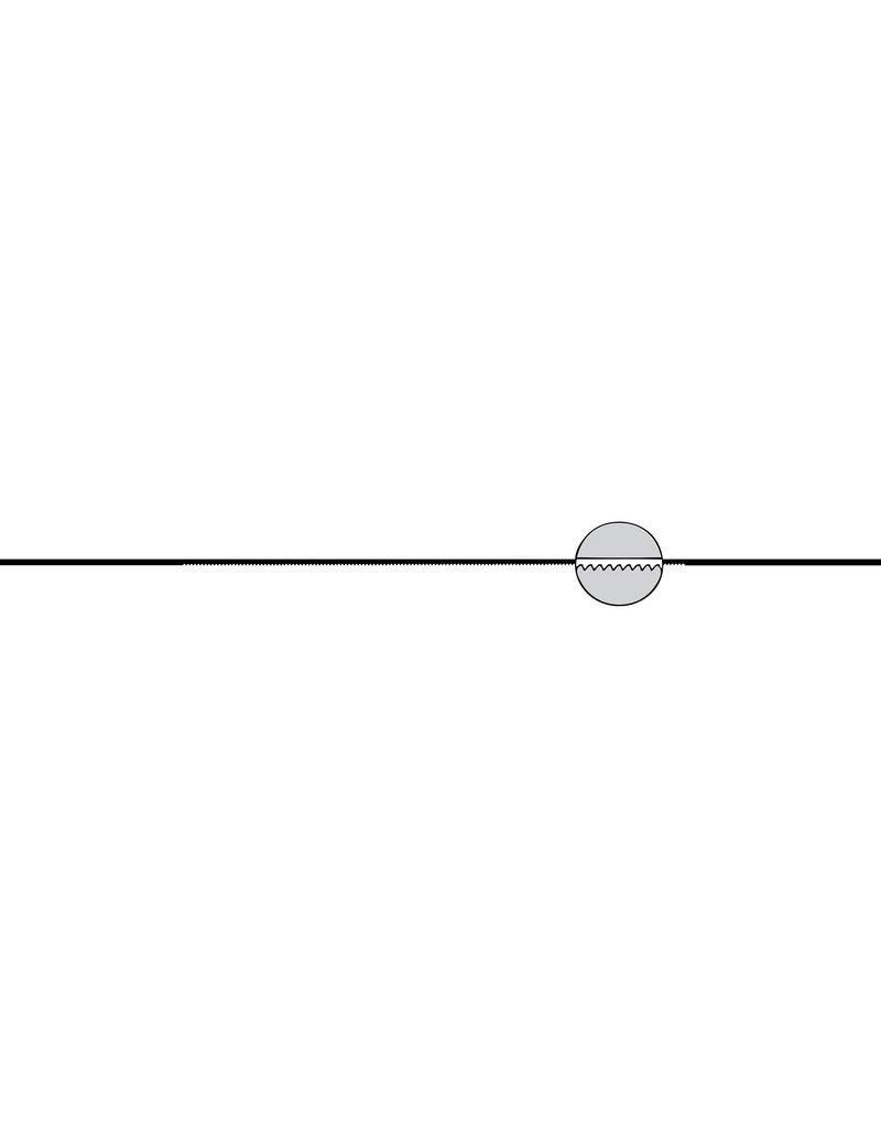 Excel Jeweler's Saw Blade - #2 Saw Blades 42 Teeth/Inch