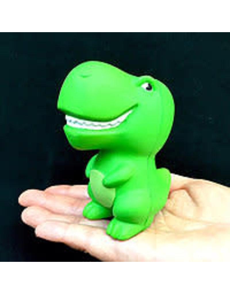 Iwako Squishy Dinosaur Green