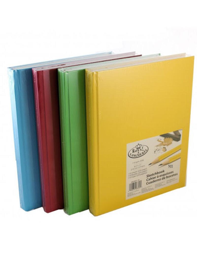 Royal & Langnickel Royal & Langnickel Sketchbook Green