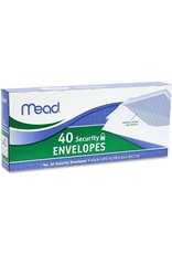 Mead Mead Envelopes 4 1/8 X 9 1/2