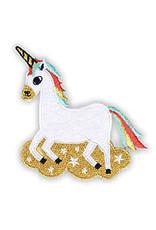 Badge Bomb Patch Unicorn