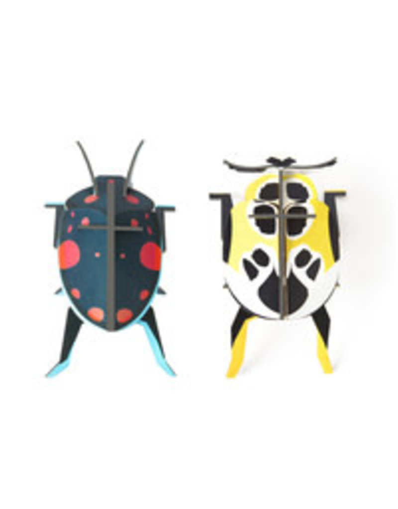 Studio Roof Wall Deco, Small, Lady Beetles - 2/Pkg.