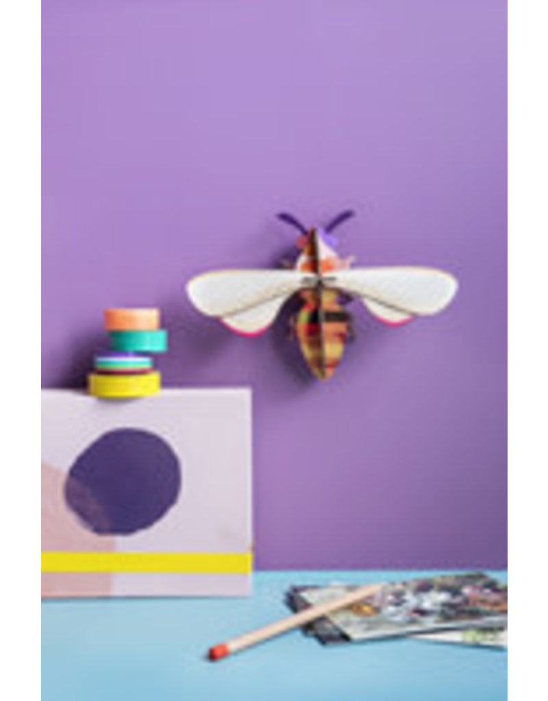 Studio Roof Wall Deco, Small, Honey Bee