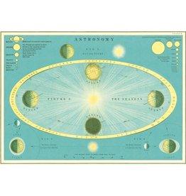 Cavallini Wrap Sheet Astronomy