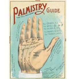 Cavallini Wrap Sheet Palmistry