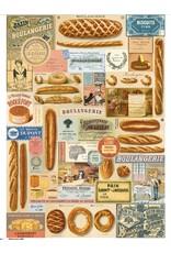 Cavallini Wrap Sheet Boulangerie