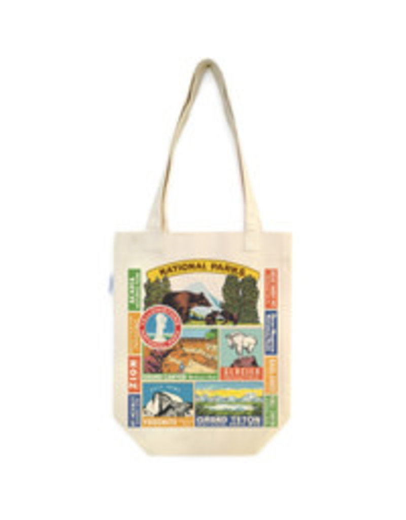 Cavallini Tote Bag National Parks