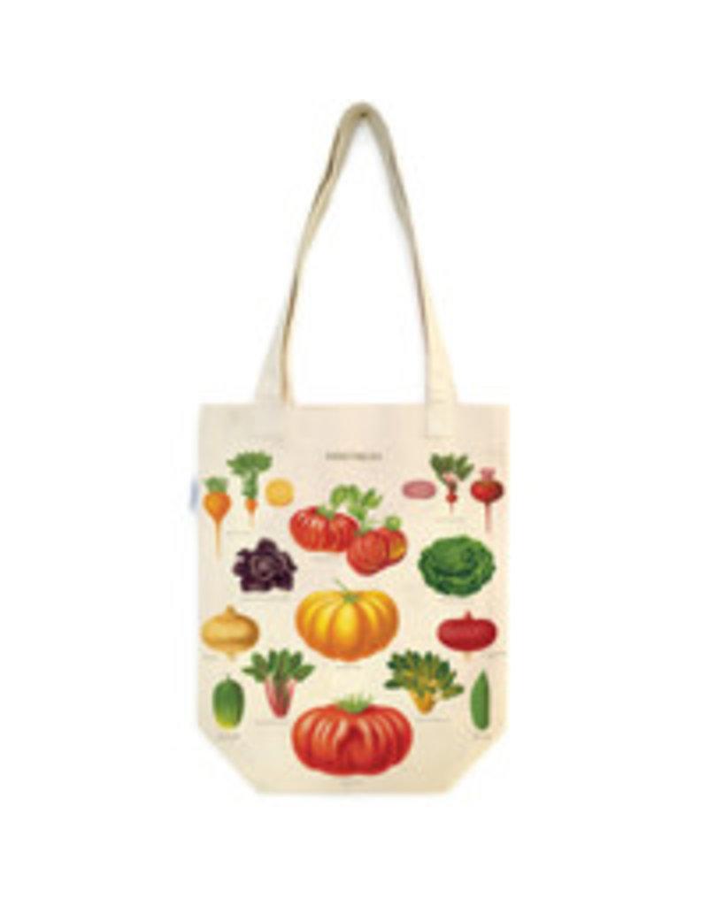 Cavallini Tote Bag Vegetable Garden