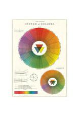 Cavallini Wrap Sheet Color Wheel