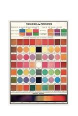 Cavallini Wrap Sheet Color Chart