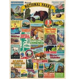 Cavallini Wrap Sheet Yosemite National Park
