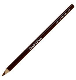 Conte Conte Draw/Sketch CH Pencil Sepia