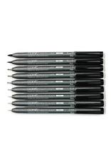 Copic Copic Multiliner Brush Medium Black