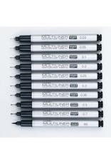 Copic Copic Multilner  Sp Brush Pen