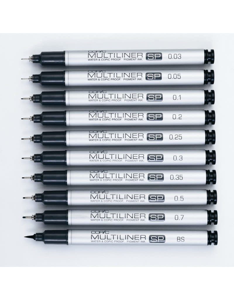 Copic Copic Multilner  Sp 0.35 Pen