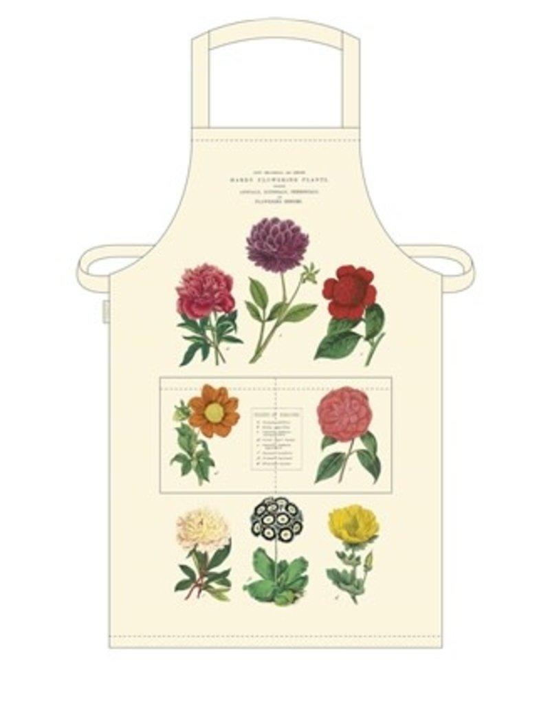Cavallini Vintage Apron Botanica