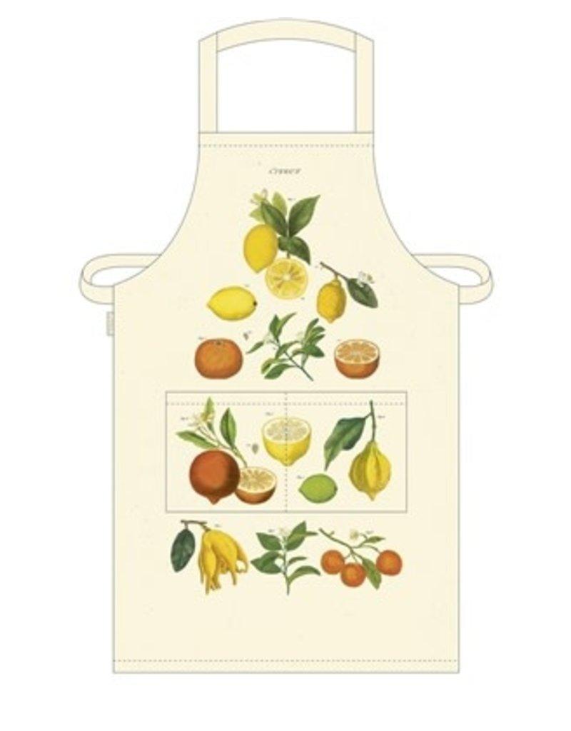 Cavallini Vintage Apron Citrus