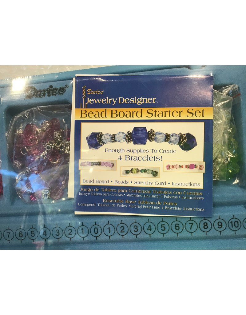Darice Bracelet Making Starter Kit with Board