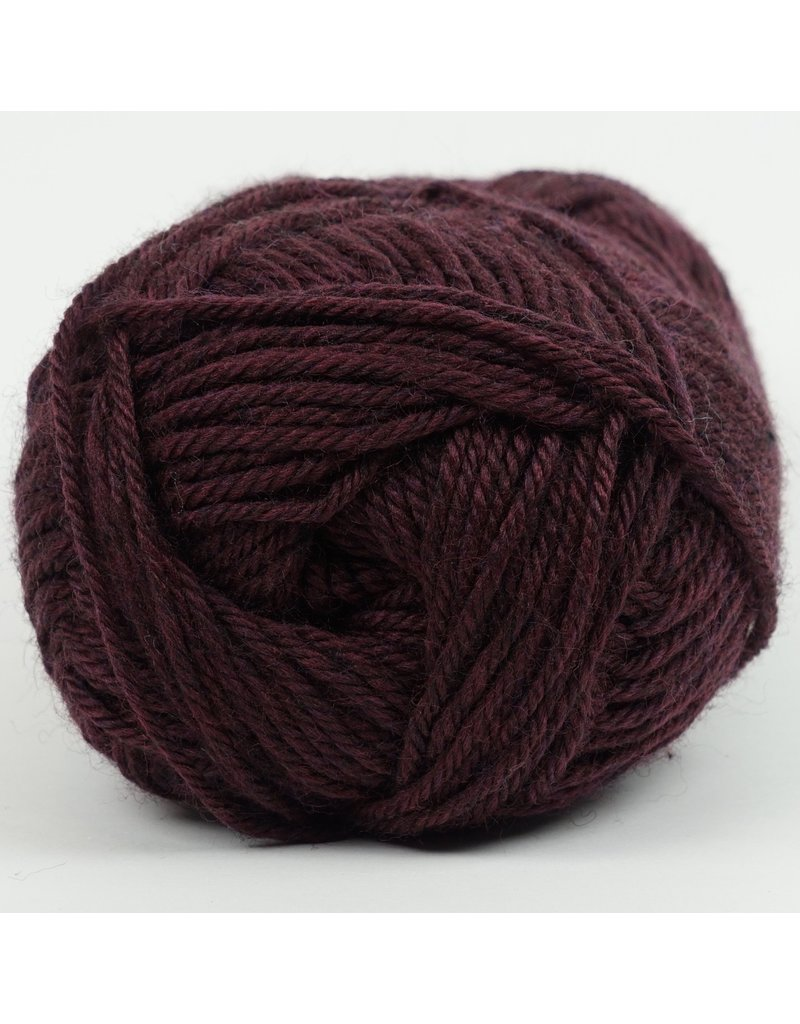 Kraemer Yarns YARN - PERFECTION WORSTED GARNET