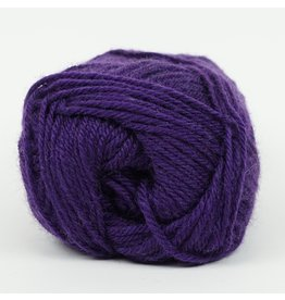 Kraemer Yarns YARN - PERFECTION WORSTED ROYAL PURPLE