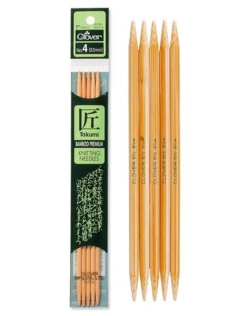 Clover 7 Double Point Knitting Needle Size 7