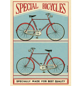 Cavallini Wrap Sheet Special Bicycles