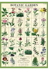 Cavallini Wrap Sheet Botanica Garden