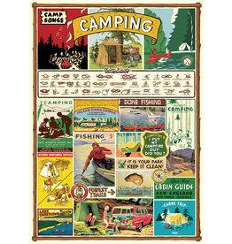 Cavallini Wrap Sheet Camping