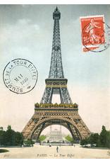 Cavallini Wrap Sheet Eiffel Tower