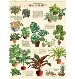 Cavallini Wrap Sheet House Plants
