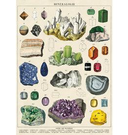 Cavallini Wrap Sheet Mineralogie
